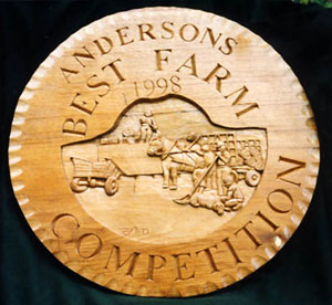 Andersons Best Farm Competition